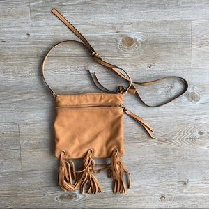 HIBOU | Purse with Tassels